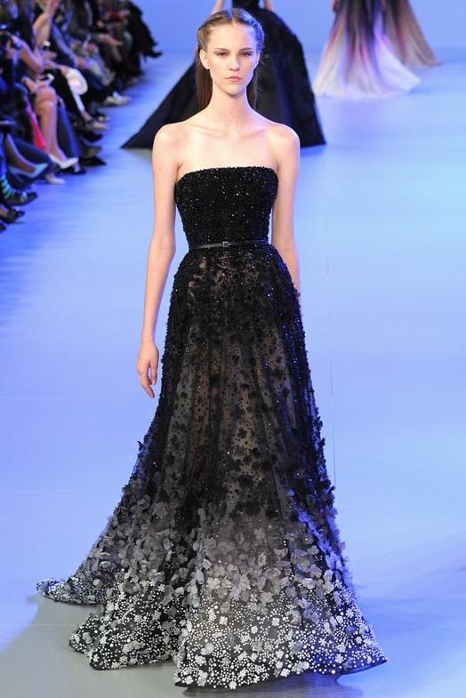 Elie Saab Haute Couture Весна-Лето 2014, фото № 44
