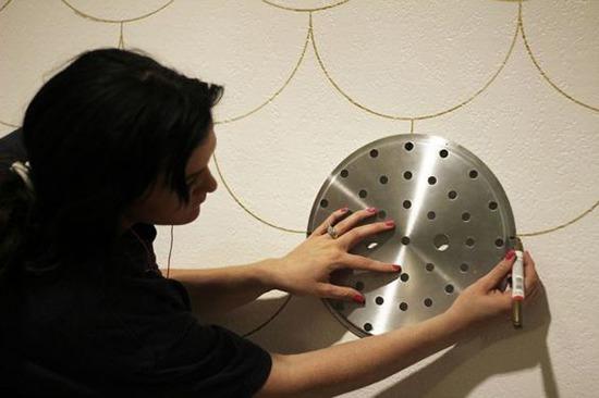 Колоритно и фактурно 20 креативных идей для декора стен и пола, фото № 21