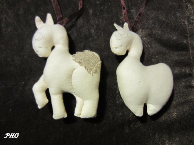 Шьём лошадок - символ 2014 г. 48084