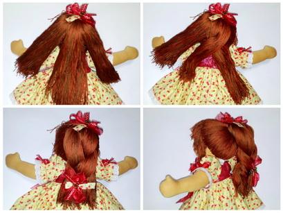 куклы ручной работы, кукла для девочки