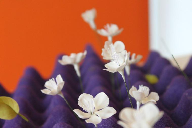 цветы, обучение, обучение в москве, арт-студия, декор, полимерная глина, лето, интерьер