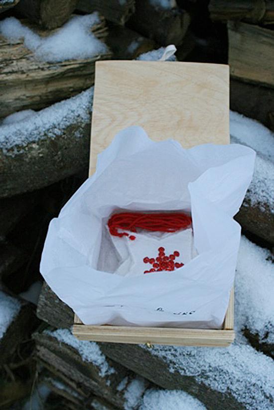 украшение, коробкадля, белый, снежинки