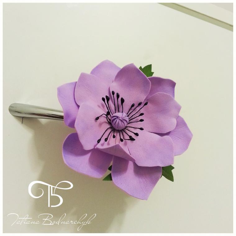 фоамиран, цветы ручной работы, цветы, цветы из фоамирана, фом эва, hand made, ручная работа, мастер-класс, творчество