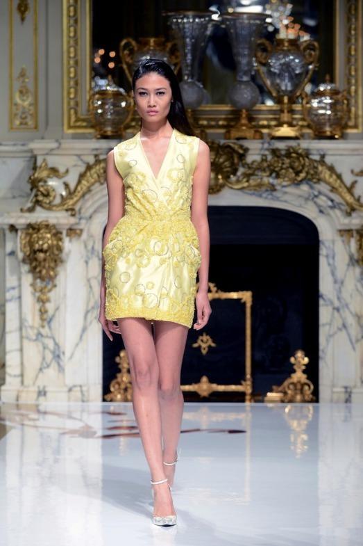 Charlotte Licha Haute Couture весна-лето 2014, фото № 2