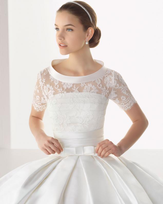 Свадебные платья для подростков