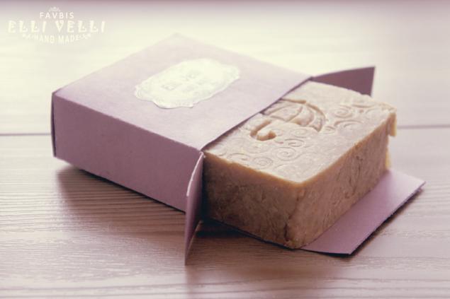 Моя упаковка и формы мыла с нуля, фото № 11