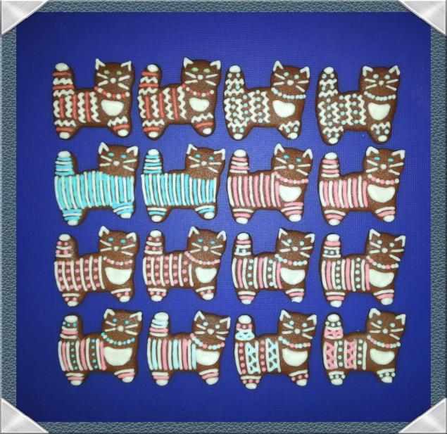 медовые пряники, республика кошек