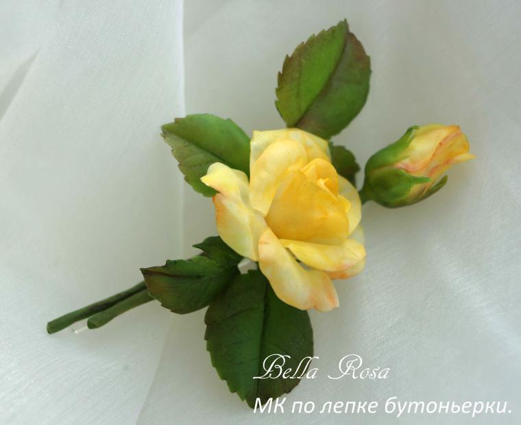 украшения с цветами, лепка из глины, полимерная флористика