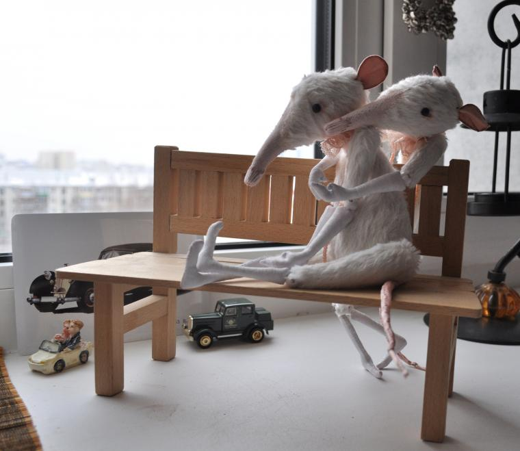 Зимняя сказка о белых крысах, фото № 5