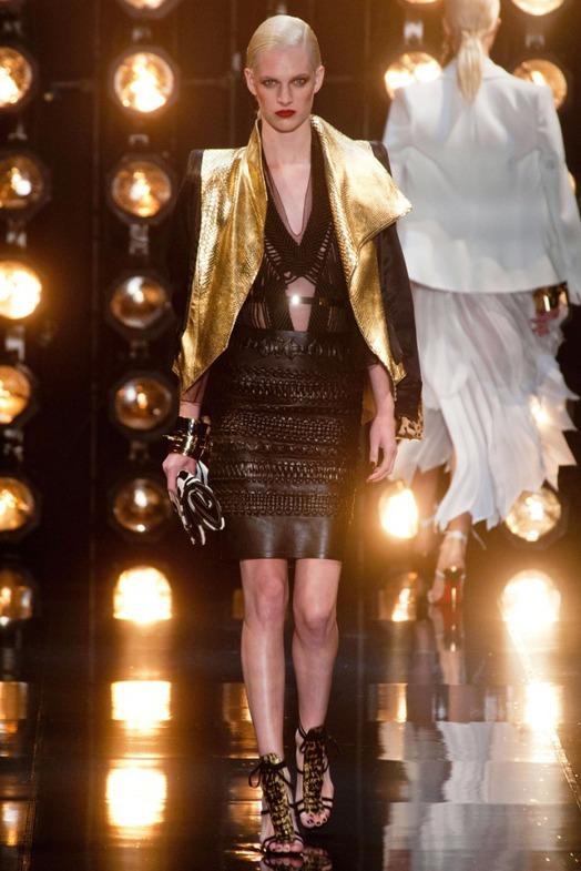 Alexandre Vauthier Haute Couture весна-лето 2014, фото № 12