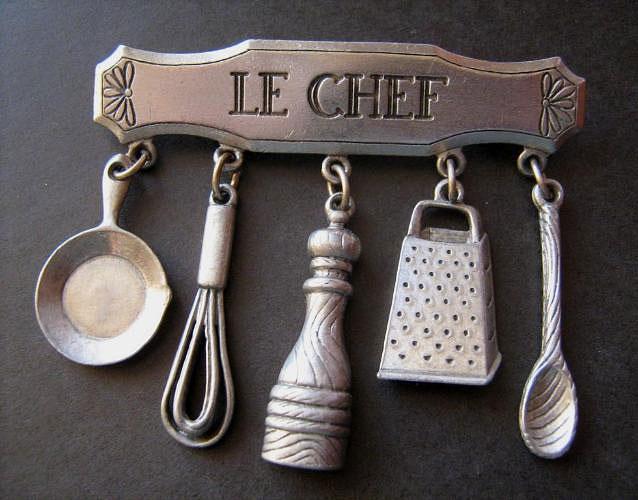кухня, метал, шеф