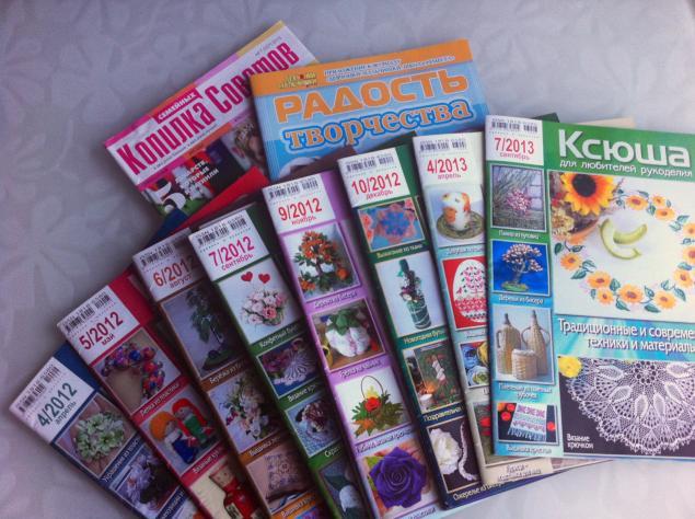 журнал, публикации
