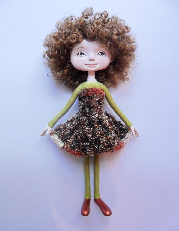 изготовление куклы