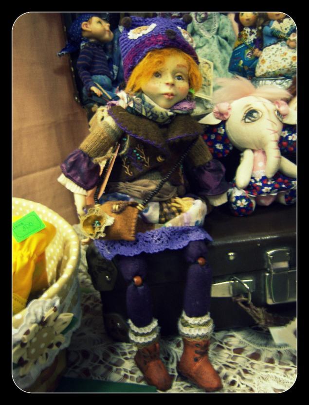 куклы, елисеева алена