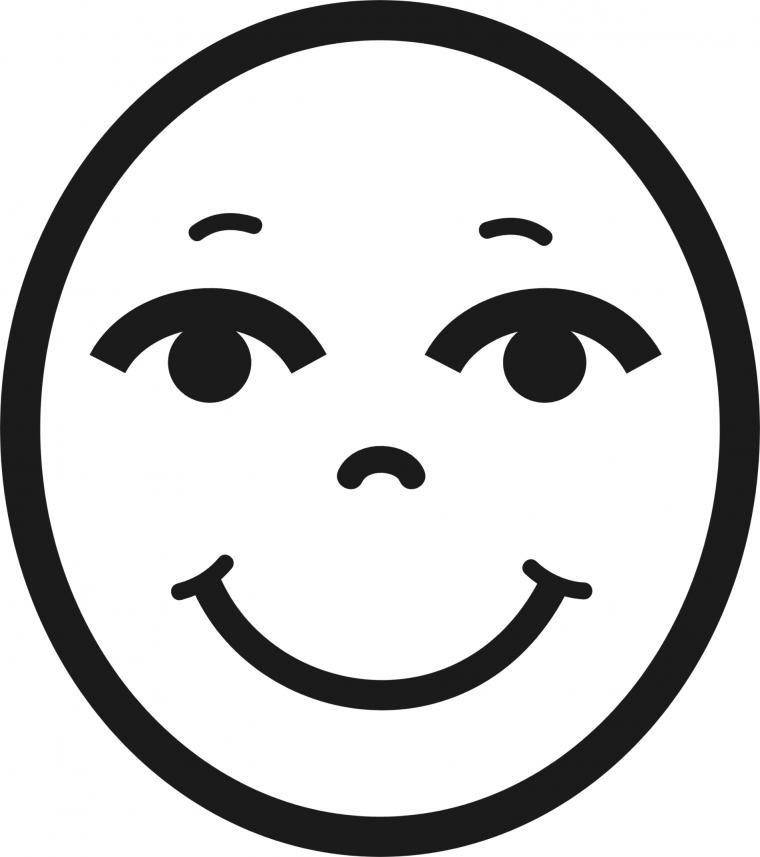 Черно белая картинки для новорожденных