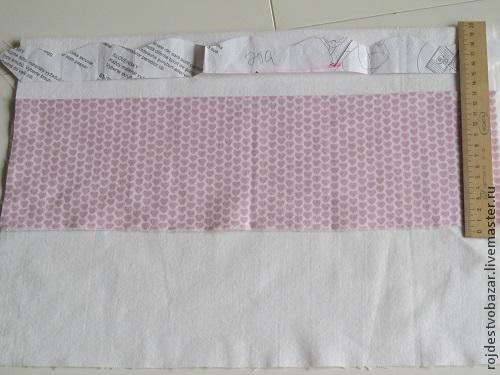 текстильная корзинка