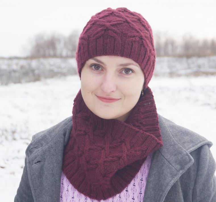 шапка вязаная, вязание на заказ, новый год 2015, купить со скидкой, красиво, модные тенденции