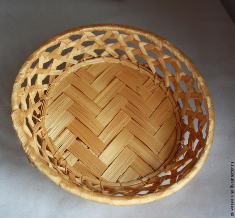 декор корзинки для хлеба