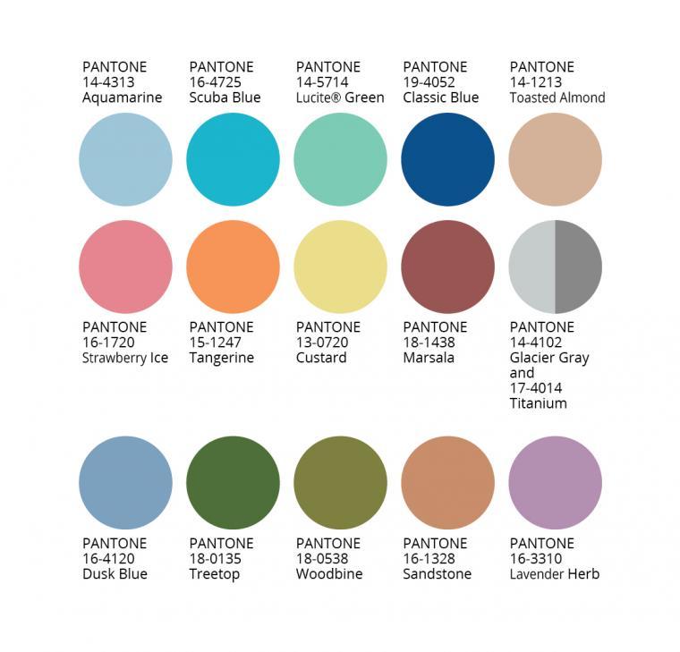 trends, pantone, color, prints, patterns, тренды, пантон, цвета, мода, стиль, принты, паттерны, тенденции