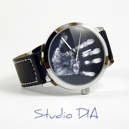 акция, дизайнерские часы, подарок своими руками, стильные часы
