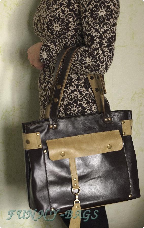 сумка ручной работы, кожаная сумка