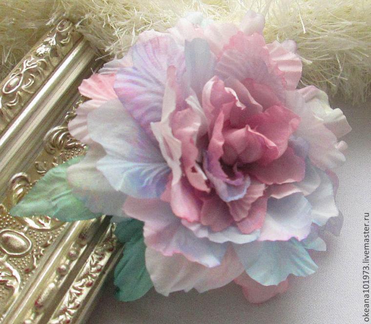 акция сегодня, цветы из шелка