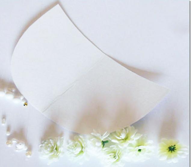 выкройка сумочки для невесты изображения.