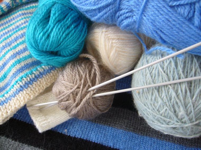вязание, вязание крючком, вязание спицами, история рукоделия, история вязания