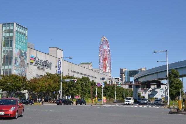 Дикий забег по Токио. День третий. Одайба., фото № 6