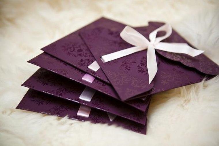 Как сделать красивый конверт  на свадьбу