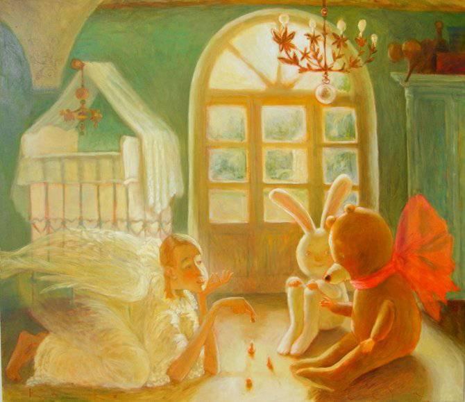 Путешествие в детство с белорусской художницей Анной Королёвой, фото № 14
