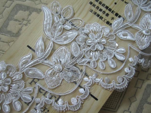 Вышивка «ришелье» — уходящая красота