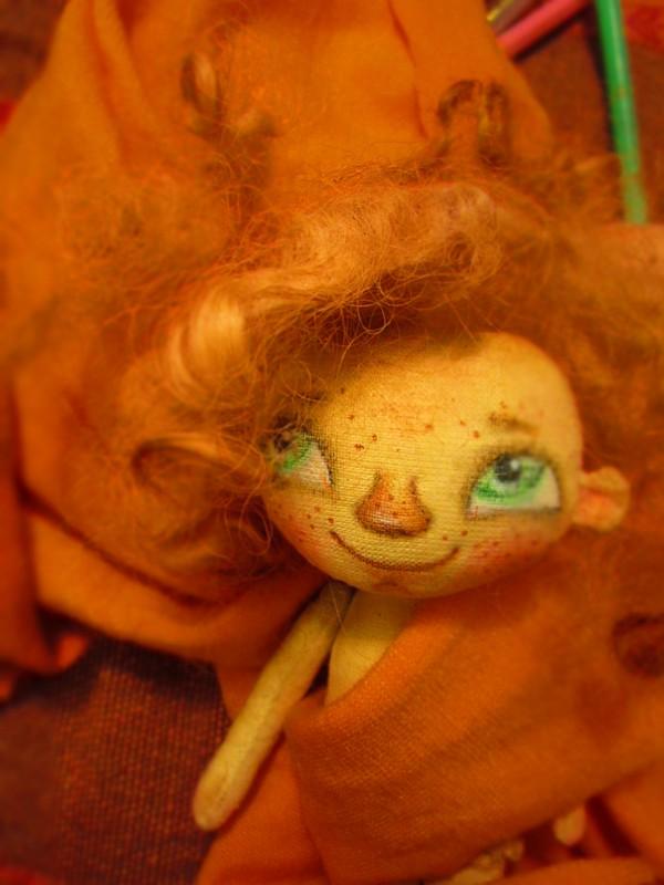 текстильная кукла, тоня глиммердал