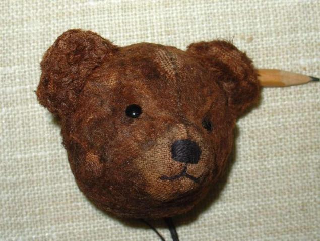 антикарный медведь