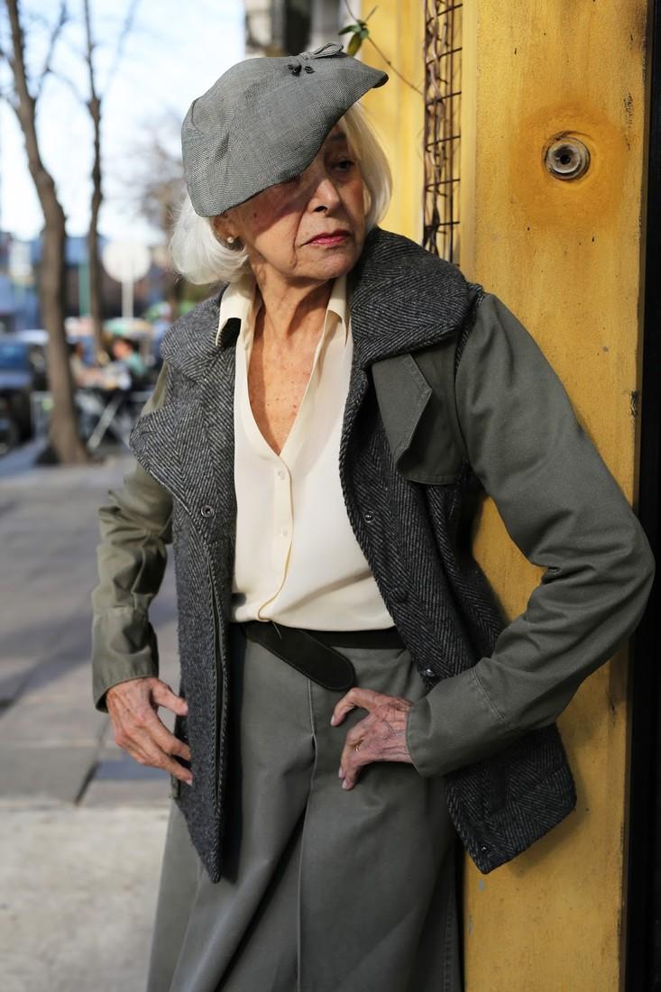 Красивые пожилые женщины попой на лице фото 215-333