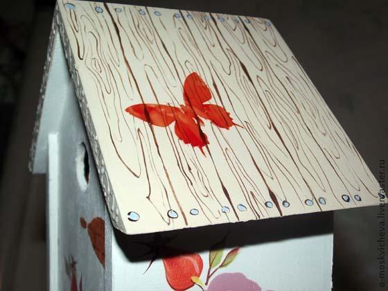 роспись по дереву, подарок женщине, подарок на новый год