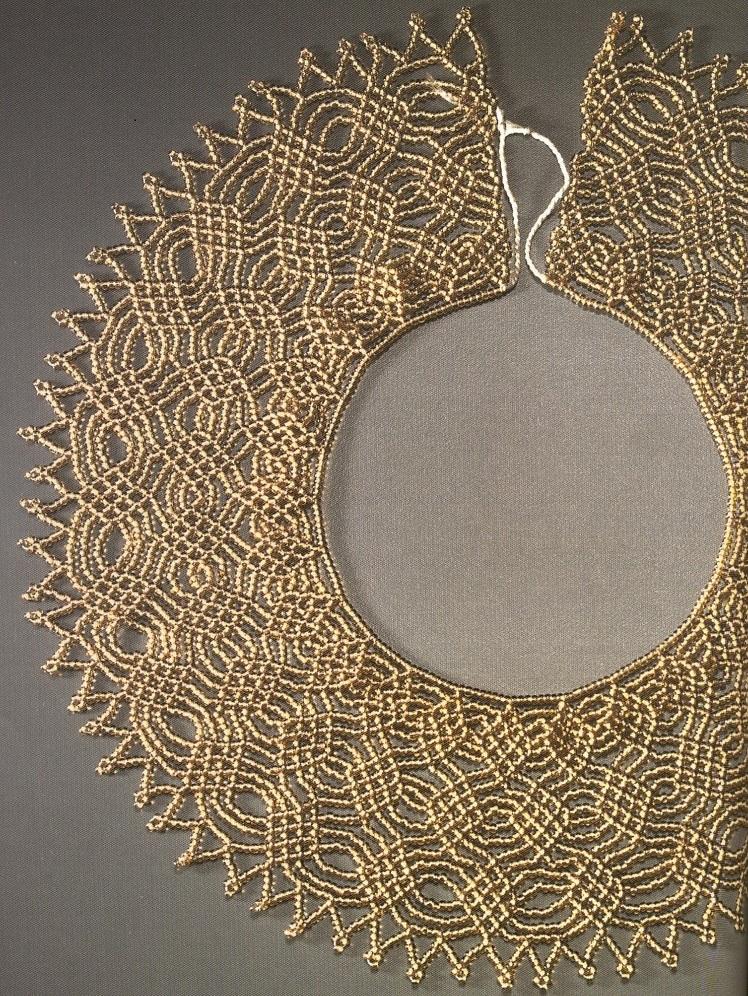 украшение, вязание крючком