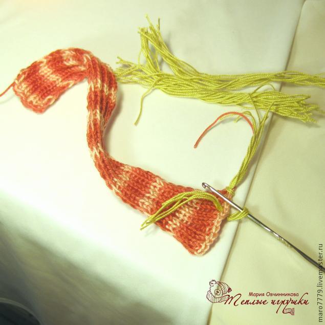 """钩针玩偶""""新年快乐""""(大师班) - maomao - 我随心动"""
