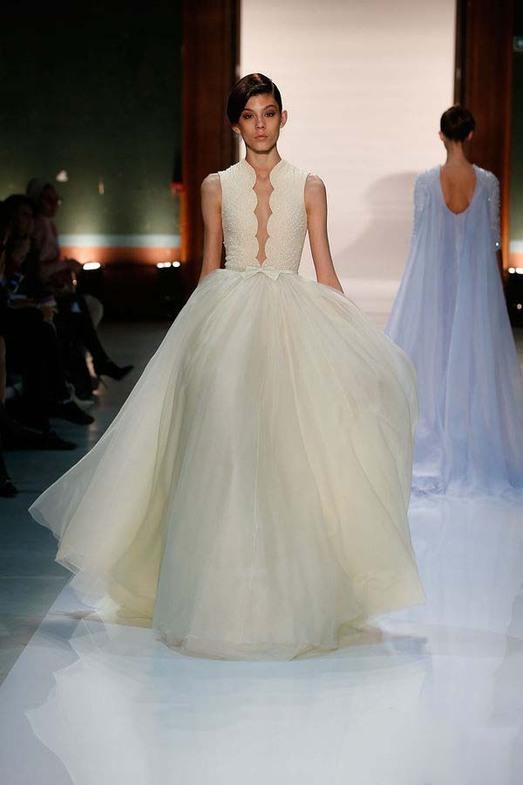 Georges Hobeika Haute Couture весна-лето 2014, фото № 22