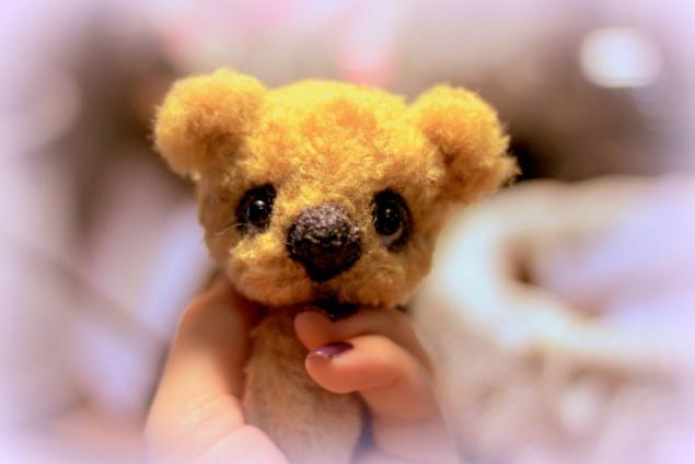 мишка, медведь, коллекционный мишка