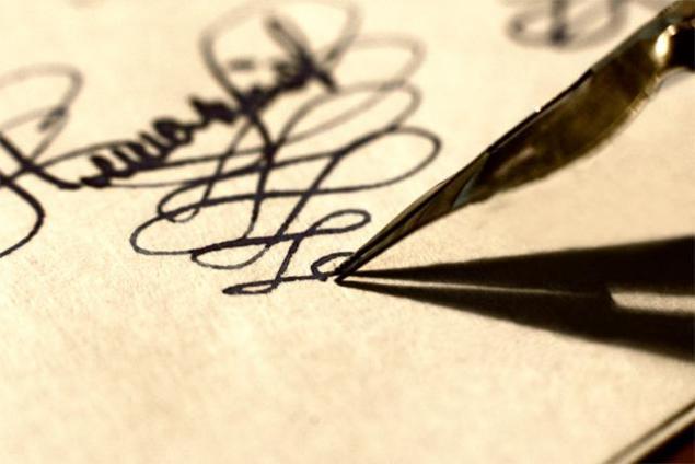 каллиграфия, курс по каллиграфии, красивый почерк