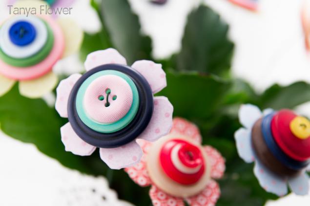 видео мк, 8 марта, button bouquet