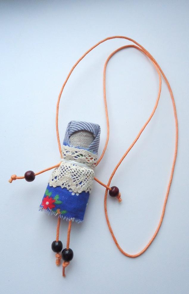 Бесплатные мастер-классы. Тряпичные славянские куклы, фото № 3
