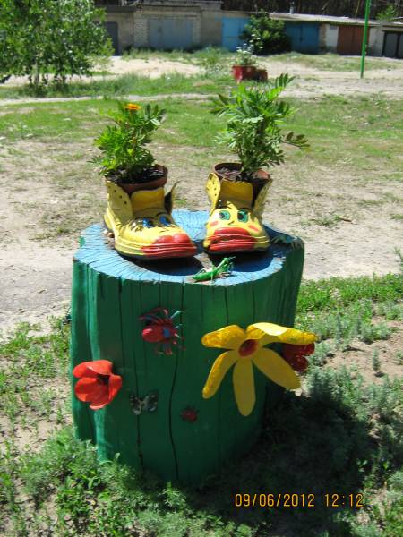Солнышко своими руками в огороде — Vipbashbur.ru