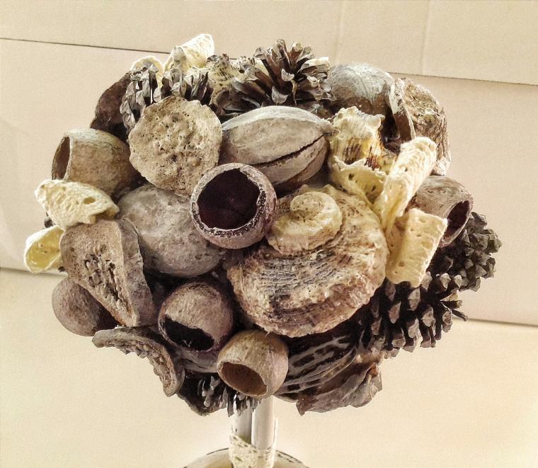 дерево, мастер-класс, флористика, новый год, новогодние подарки, новогодний декор, интерьерная композиция, стилизация