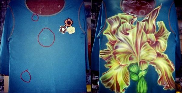 любовь, текстиль