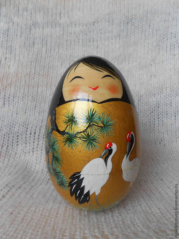 кокэси, роспись пасхальных яиц, роспись по дереву