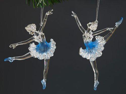 Новогодние игрушки своими руками балерина