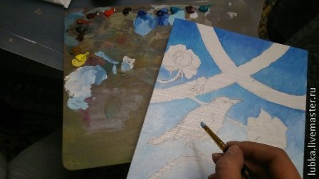 мастер-класс живопись