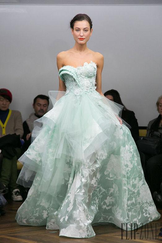 Tony Yaacoub Haute Couture весна-лето 2014, фото № 14